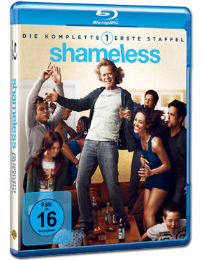 Shameless: Staffel 1 Box Blu-ray (2 Discs)