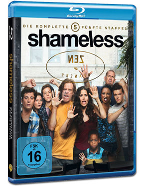 Shameless: Staffel 5 Box Blu-ray (2 Discs)