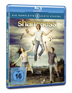 Shameless: Staffel 8 Blu-ray (2 Discs)