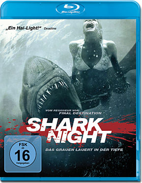 Shark Night Blu-ray