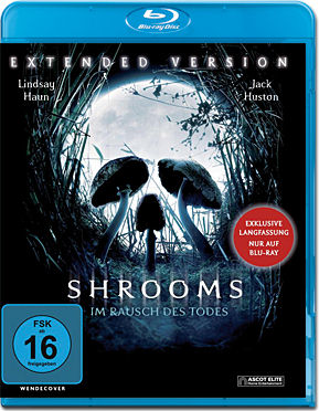 Shrooms: Im Rausch des Todes - Extended Version Blu-ray