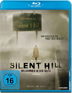 Silent Hill: The Movie Blu-ray