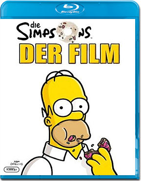 Simpsons: Der Film Blu-ray