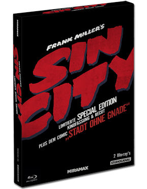 Sin City - Special Edition Blu-ray (2 Discs)