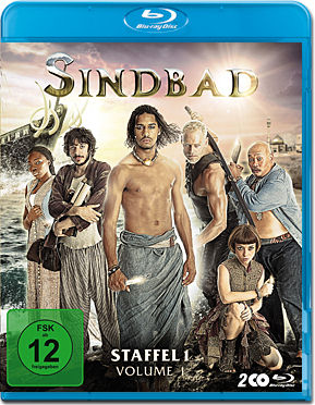 Sindbad: Staffel 1 Vol. 1 Blu-ray (2 Discs)