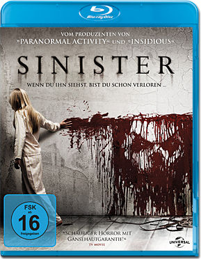 Sinister Blu-ray