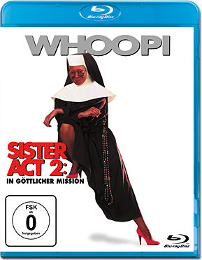 Sister Act 2: In Göttlicher Mission Blu-ray