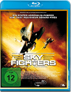 Sky Fighters Blu-ray