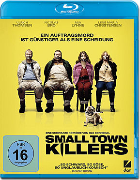 Small Town Killers Blu-ray