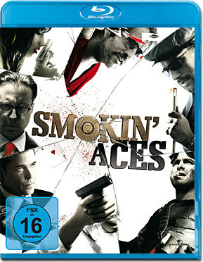 Smokin' Aces Blu-ray