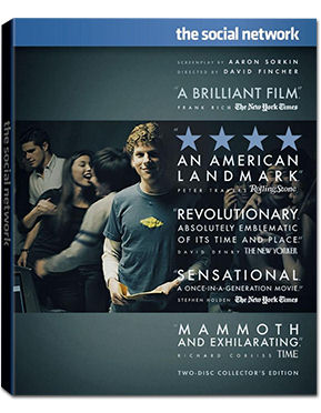 The Social Network - Collector's Edition Blu-ray (2 Discs)