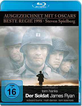 Der Soldat James Ryan Blu-ray