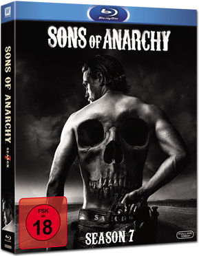 Sons of Anarchy: Season 7 Box Blu-ray (4 Discs)