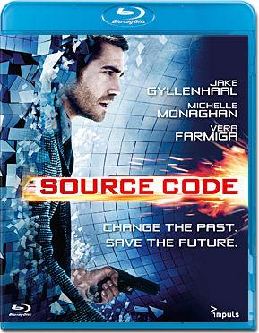 Source Code 2011 BluRay 720p 600MB Dual Audio ( Hindi – English ) ESubs MKV