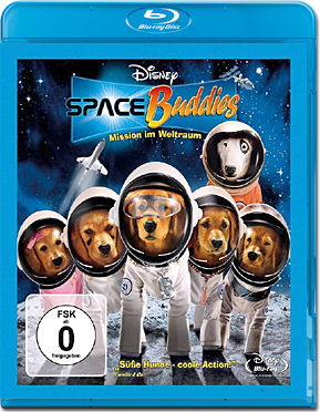 Space Buddies Blu-ray