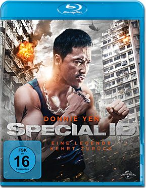 Special ID Blu-ray