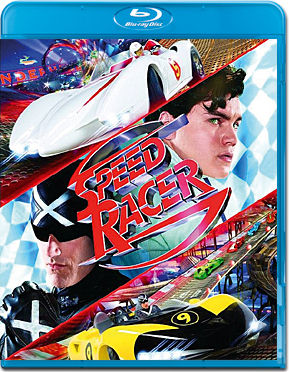 Speed Racer Blu-ray