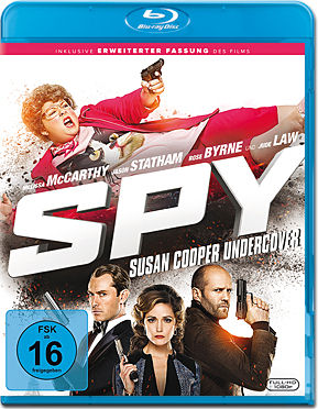 Spy: Susan Cooper Undercover Blu-ray