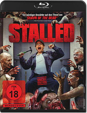 Stalled Blu-ray
