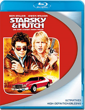Starsky & Hutch Blu-ray