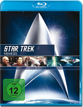Star Trek 10: Nemesis Blu-ray