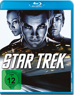 Star Trek (2009) Blu-ray