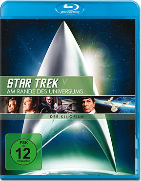 Star Trek 5: Am Rande des Universums Blu-ray