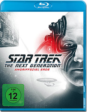 Star Trek The Next Generation: Angriffsziel Erde Blu-ray