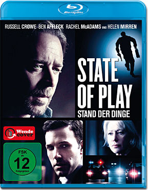 State of Play: Stand der Dinge Blu-ray