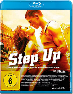 Step Up Blu-ray
