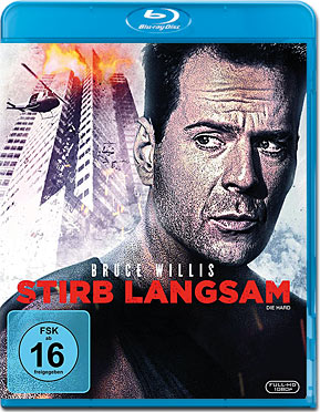 Stirb Langsam 1 Blu-ray