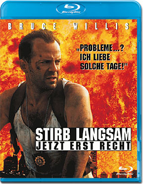 Stirb Langsam 3 Blu-ray
