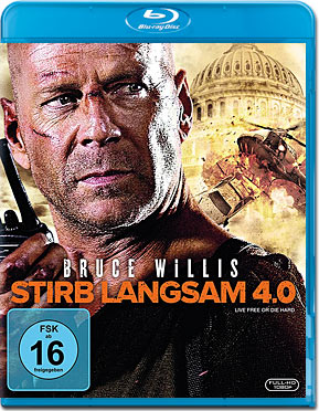 Stirb Langsam 4.0 Blu-ray