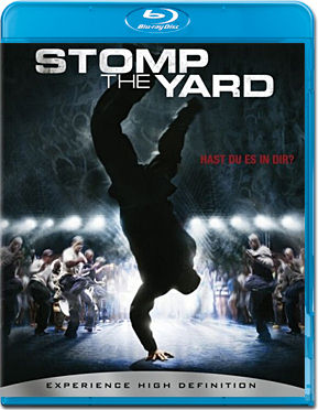 Stomp the Yard Blu-ray