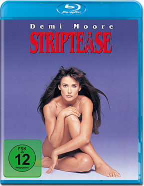 Striptease Blu-ray