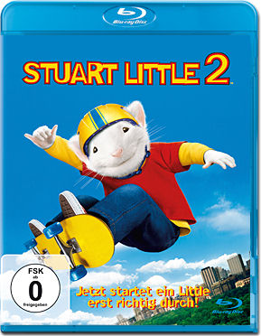 Stuart Little 2 Blu-ray
