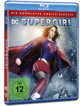 Supergirl: Staffel 2 Box Blu-ray (4 Discs)