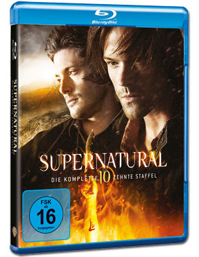 Supernatural: Staffel 10 Box Blu-ray (4 Discs)