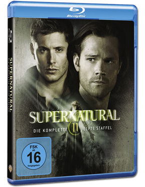 Supernatural: Staffel 11 Box Blu-ray (4 Discs)