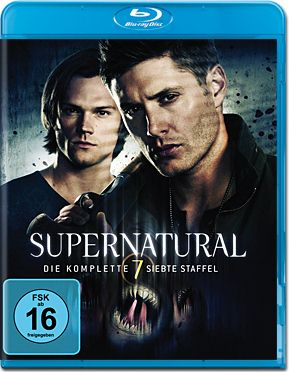 Supernatural: Staffel 07 Box Blu-ray (4 Discs)