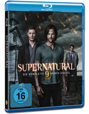 Supernatural: Staffel 09 Box Blu-ray (4 Discs)