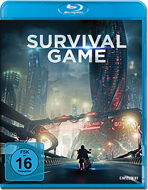 Survival Game Blu-ray