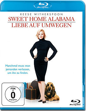 Sweet Home Alabama Blu-ray