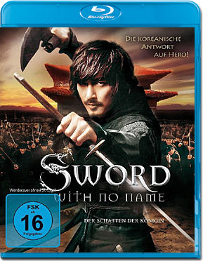 Sword with no Name Blu-ray