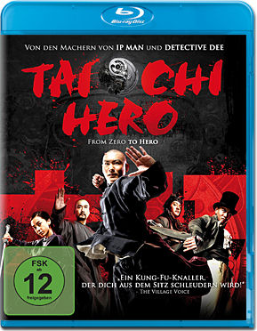 Tai Chi Hero Blu-ray