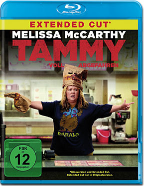Tammy: Voll abgefahren - Extended Cut Blu-ray