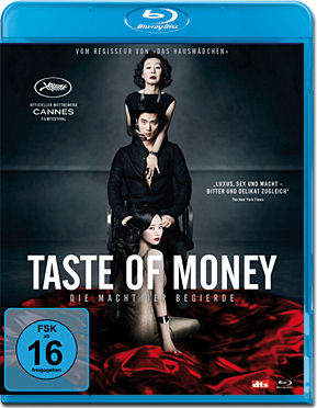 Taste of Money Blu-ray