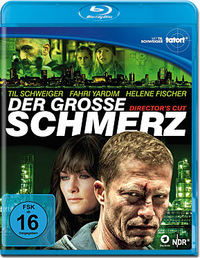 Tatort: Der grosse Schmerz - Director's Cut Blu-ray