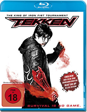 Tekken: Survival is no Game Blu-ray