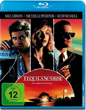 Tequila Sunrise Blu-ray
